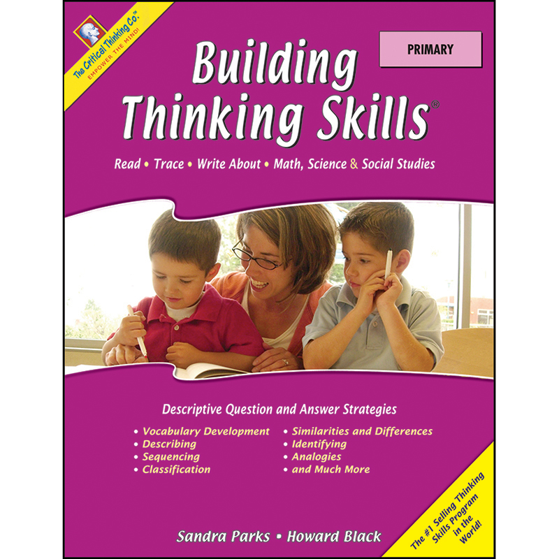 building critical thinking skills in adults