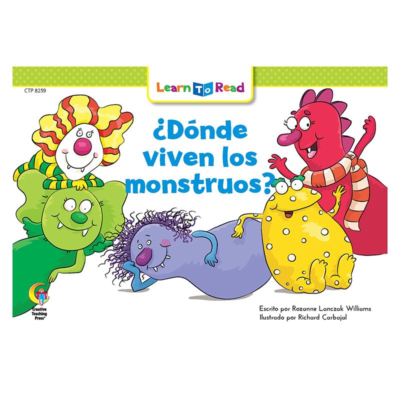 Donde viven los monstruos where do monsters live - Donde viven los acaros ...