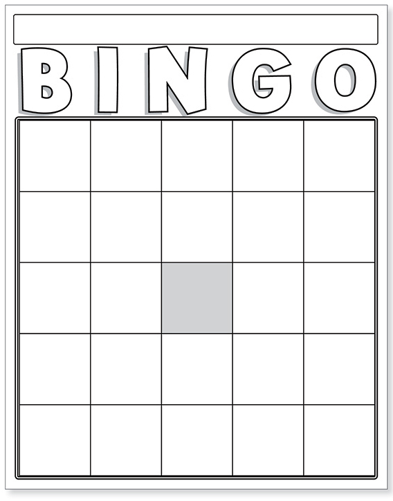 Blank+Bingo+Cards+For+Teachers Hygloss Products Inc. Blank Bingo Cards ...