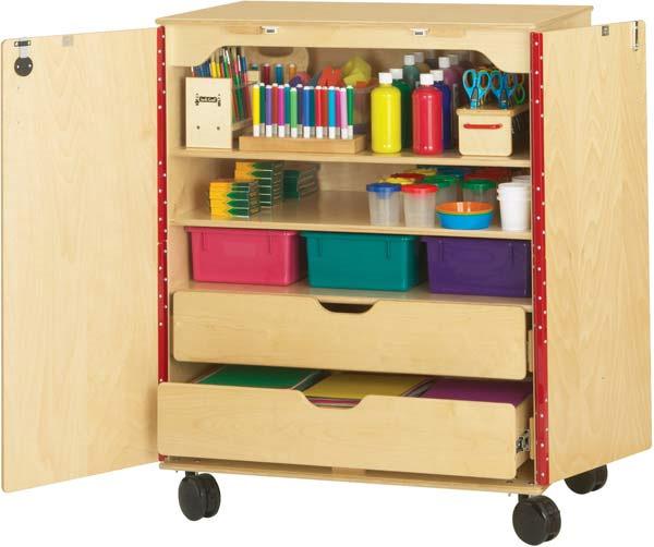 Craft Cabinet Images About Craft Storage On Craft Storage: Jonti-Craft Supply Cabinet :: Supply Cabinet :: Storage