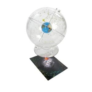 Scott Resources & Hubbard Scientific Celestial Star Globe: Basic, Transparent