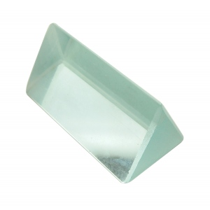 Glass Equilateral Prism: 25 mm x 50 mm