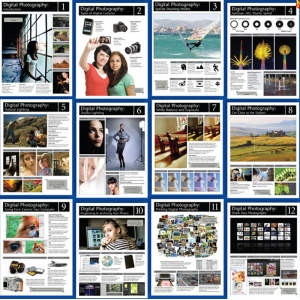American Educational Digital Photography Posters