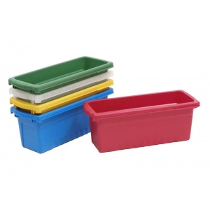 Copernicus Small Open Tubs: Green