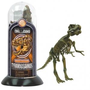 Tedco Science Toys Test-Tube Dino Skeletons T-Rex