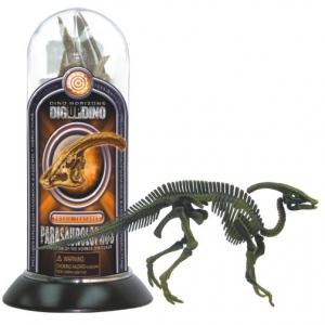 Tedco Science Toys Test-Tube Dino Skeletons Parasaurolophus