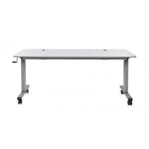 "Luxor 72"" Adjustable flip top Table"