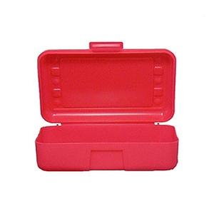 Pencil Box Red