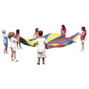 Get Ready Kids 12' Play Parachute