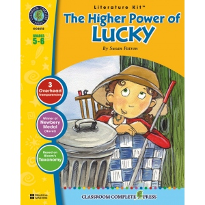her higher power brigitte and lucky From newbery award-winning author of the higher power of lucky,  narrator cassandra campbell puts life and charm into lucky's mom, brigitte,.