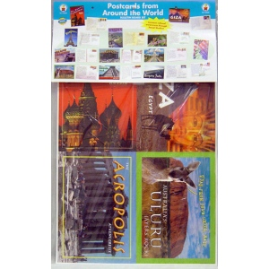 Postboards From Around The World Bb Set