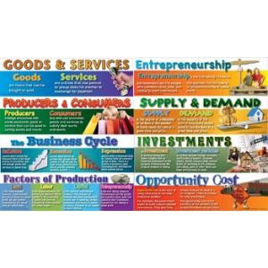 Economics Bbs Gr 4-8