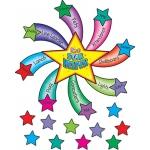 Teacher Created Bulletin Board Set: Star Helper