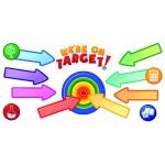 Edupress Bulletin Board Set: Learning Targets