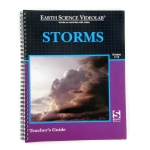 American Education Videolab Teachers Guide: Storms