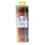 Color In Watercolor Twist 12 Pc Set