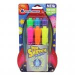 Mr Sketch Scent Neon Chsl 6ct