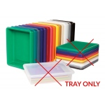 Jonti-Craft Paper-Tray Only: Green