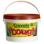 Modeling Dough Bucket: Red, 3 Lbs by Crayola