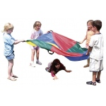 Get Ready Kids 6' Play Parachute