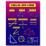 Angles And Lines by Carson Dellosa