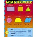 Area & Perimeter Chart by Trend Enterprises