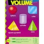 Volume Chart: 17'' x 22'', Grade 3-6 by Trend Enterprises