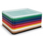 Jonti-Craft Paper-Tray & Tub Lid: Clear