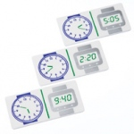 Didax Digital Clock Dominoes: Grades 2-6