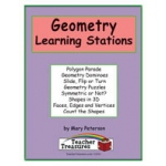 Didax Instant Math Center: Geometry, Grades 1-3