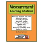 Didax Instant Math Centers: Measurement, Grades 1-3
