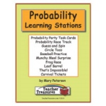 Didax Instant Math Centers: Probability, Grades 3-5