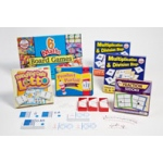 Didax Math Game Collection: Grades 3-6