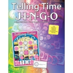 Didax Telling Time Jingo: Grades K-3