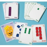 Didax Unifix Playing Cards: Grades K-3