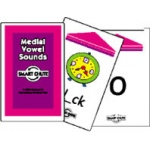 Didax Medial Vowel Sounds Card Set: Grades 2-4