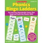 Didax Phonics Bingo Ladders: Grades K-2