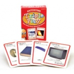 Didax Language Triple Play Games: Antonyms, Grades K-3