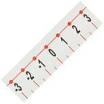 Didax Desk Number Line Set: -20 to + 20, Grades K-4