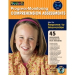 Progress Monitoring Comprehension Assessments: Grades 3-4