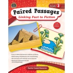 Paired Passages Linking Fact to Fiction: Grade 2