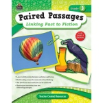 Paired Passages Linking Fact to Fiction: Grade 3