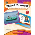 Paired Passages Linking Fact to Fiction: Grade 5