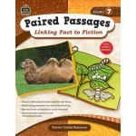 Paired Passages Linking Fact to Fiction: Grade 7