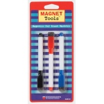 Magnetic Dry Erase Marker: Assorted Colors, Pack of 3